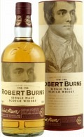 "Arran Robert Burns Single Malt ""New Edition"""