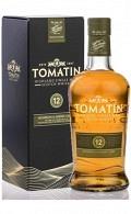 Tomatin Highland Single Malt Whisky 12 years old
