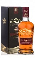 Tomatin Highland Single Malt Whisky 14 years old