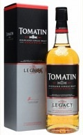 Tomatin Highland Single Malt Whisky Legacy