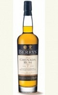 Berry's Own Selection Rum - Grenada aged 8 years 46% 70cl