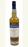 Berry's Own Selection Rum - Jamaica aged 12 years 46% 70cl