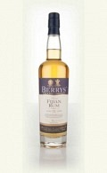 Berry's Own Selection Rum - Fijian aged 11 years 46% 70cl