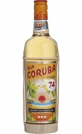 Coruba Rum N.P.U. 74 - 74% 70cl