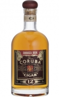 Coruba Rum Cigar 12 years old - 40% 70cl