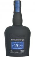 Rum Dictador 20 YO - 40% 70cl