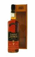 Saint James Rhum 7 Years - 43% 70cl