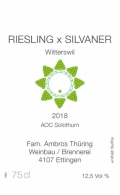 Witterswiler Riesling - Silvaner