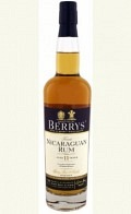 Berry's Own Selection Rum - Nicaragua aged 11 years 46% 70cl