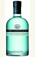 The London No.1 Original Blue Gin 0,70 Liter 47v%