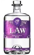Gin LAW Ibiza London dry Gin 44%
